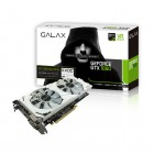 Placa de Vídeo Geforce Galax Entusiasta Nvidia 60NNH7DVM3NW, GTX 1060 EXOC White, 3GB DDR5, 192 Bits