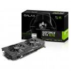 Placa de Vídeo Geforce Galax Entusiasta Nvidia 70NSH6DHM9ES, GTX 1070 Black, 8GB, DDR5, 256 Bits