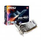 Placa de Vídeo VGA MSI Radeon MD1GD3H/LP - HD5450, 1GB, DDR3, 64Bits