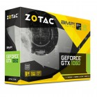 Placa De Vídeo Zotac Geforce ZT-P10600B-10M GTX 1060 Amp 6GB, DDR5, 192Bits