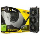 Placa De Vídeo Zotac Geforce ZT-P10700B-10P GTX 1070 Amp Extreme Core Edition, 8GB, DDR5, 256 Bits