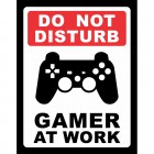 Placa Gamer At Work - PS