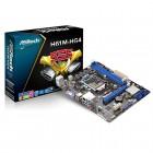 Placa Mãe ASRock H61M-HG4 - Chipset H61, LGA 1155, DDR3 16 GB, PCIe 3.0