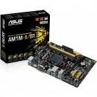 Placa Mãe Asus AM1M-A/BR - Chipset AMD, AM1, DDR3 32 GB, PCIe 2.0