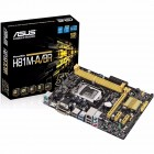 Placa Mãe Asus H81M-A/BR - Chipset H81, LGA 1150, DDR3 16 GB, PCIe 2.0