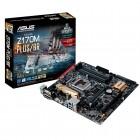 Placa Mãe Asus Z170M-PLUS/BR - Chipset Z170, LGA 1151, DDR4 64 GB, PCIe 3.0