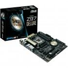 Placa Mãe Asus Z97-Deluxe - Chipset Z97, LGA 1150, DDR3 32GB, PCIe 3.0