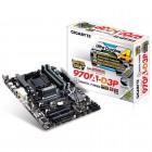 Placa Mãe Gigabyte GA-970A-D3P ATX, Am3+, Phenon II, Athlon II, DDR3 32GB, PCIe 2.0