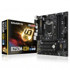 Placa Mãe Gigabyte GA-B250M-D3H Micro-ATX, LGA 1151, Chipset B250, DDR4 32GB, PCIe 3.0