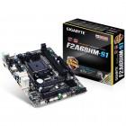 Placa Mãe Gigabyte GA-F2A68HM-S1 Micro-ATX, Fm2+, Chipset A68H, DDR3 64GB, PCIE 2.0
