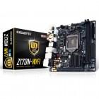 Placa Mãe Gigabyte GA-Z170N-WIFI, Chipset Z170, LGA 1151, DDR4 32GB,  PCIe 3.0 - Wi-Fi