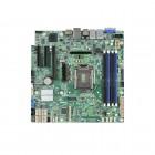 Placa Mãe Servidor Intel DBS1200SPLR -  Xeon E3-1200V5, DDR4, UDIMM 2X, REDE GBE LGA 1151