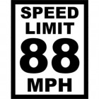 Placa Speed Limit