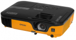 Projetor Epson EB-X02 3LCD XGA 1024x768 2600 lumens V11H432120