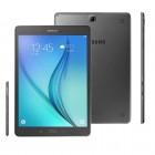 Samsung Galaxy Tab A P555M, Tela 9.7'', Cinza, Android 5.0, 4G, 16GB