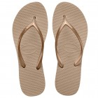 Sandália Havaianas Feminino High Light, 37 - Rose Gold