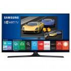 Smart TV LED 75'' Samsung UN75J6300 Flat Full HD Series 6 - Wi-Fi, HDMI, USB