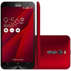 Smartphone Asus Zenfone 2 Vermelho, Dual Chip, Tela 5.5
