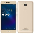 Smartphone Asus Zenfone 3 Max Dourado. Dual Chip. Tela 5.2