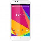 Smartphone BLU Dash 5.5 D470L Branco, Dual Chip, Android 4.2, C�m. 5MP, Mem. 4GB, Tela 5.5'', 4G