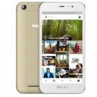 Smartphone Blu Energy M E110L Branco e Dourado, Dual Chip, Tela 5.0