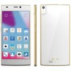 Smartphone BLU Vivo IV D970L Branco/Dourado, C�m. 13MP, Mem. 16GB, Tela 5.0