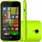 Smartphone BLU Win JR W410I, Windows 8.1, Dual Chip, Cam 5MP, Mem 4GB, Tela 4.0'', 3G+ - Amarelo