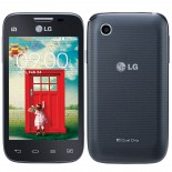 Smartphone LG L40 Dual TV Digital Preto
