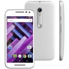 Smartphone Motorola Moto G 3ª Geração Turbo Branco, Dual Chip, Tela 5