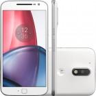 Smartphone Motorola Moto G 4ª Geração Plus Branco, Dual Chip, Tela 5.5