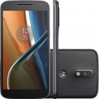 Smartphone Motorola Moto G 4ª Geração Preto, Dual Chip, Tela 5.5