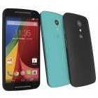 Smartphone Motorola Moto G Colors (2ª Geração) Dual - Preto, 8GB, Câm 8MP, Android 4.4, Tela 5'', 3G