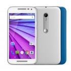 Smartphone Motorola Moto G Colors 3ª Geração Branco, Dual, 16GB, Câm 13MP, And. 5.1, Tela HD 5