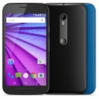Smartphone Motorola Moto G Colors 3ª Geração Preto - Dual, 16GB, Câm. 13MP, And. 5.1, Tela 5