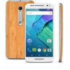 Smartphone Motorola Moto X Style Branco/Bambu, Dual Chip, Tela 5.7