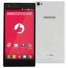 Smartphone Positivo Octa X800 Branco, Android 4.4 Kit Kat, Tela 5.0