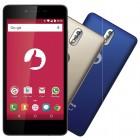 Smartphone Positivo Twist M Dourado/ Azul, Dual Chip, Tela 5.0