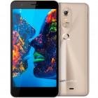 Smartphone Quantum MUV Dourado, Tela 5.5