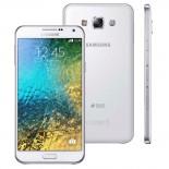 Imagem - Smartphone Samsung Galaxy E7 4G Duos E700M Branco, Android 4.4, Tela 5.5