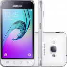 Smartphone Samsung Galaxy J1 2016 J120H Branco, Dual Chip, Tela 4.5