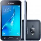 Smartphone Samsung Galaxy J1 2016 J120H Preto, Dual Chip, Tela 4.5