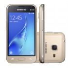 Smartphone Samsung Galaxy J1 Mini J105 Dourado, Dual Chip, Tela 4.0