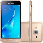 Smartphone Samsung Galaxy J3 J320M Dourado, Dual, Tela 5.0