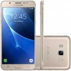 Smartphone Samsung Galaxy J7 Metal Duos J710M, Dourado, Tela 5.5