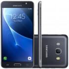 Smartphone Samsung Galaxy J7 Metal Duos J710M, Preto, Tela 5.5