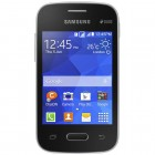 Smartphone Samsung Galaxy Pocket 2 Duos Preto, Android 4.4, 3G, Câm 2.0 MP, 4GB - Reembalado