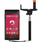 Smartphone Selfie S455 Preto, Tela 4.5
