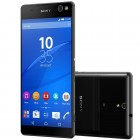 Smartphone Sony Xperia C5 Ultra Preto, Dual Chip, Android 5.0, Tela 6'', Mem�ria 16GB, C�m. 13MP, 3G