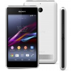 Smartphone Sony Xperia E1 Branco D2114, Dual Chip, Tela 4'', Cam 3MP, Android 4.3, Wi-fi, TV Digital