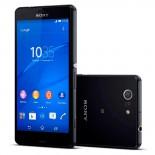 Smartphone Sony Xperia Z3 Compact Preto, Android 4.4, Tela 4.6